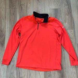 EUC Nike golf 1/4 zip sweater